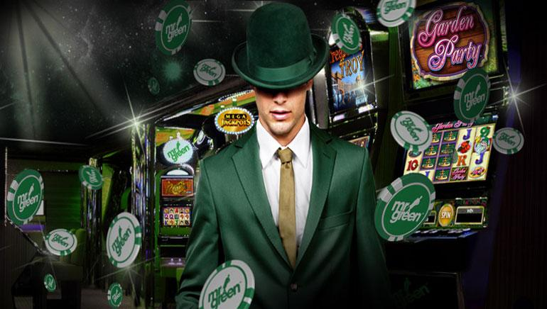 , Mr. Green Irish Gambling, Irish Gambling .Com